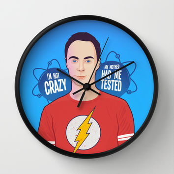 I'm not crazy  Wall Clock by Oh Wow!