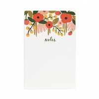 Hanging Garden Notepad by RIFLE PAPER Co. | Made in USA