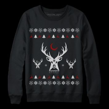 REINDEER OCCULT | UGLY SWEATER