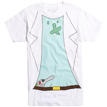 Rick And Morty Rick Sanchez Cosplay T-Shirt