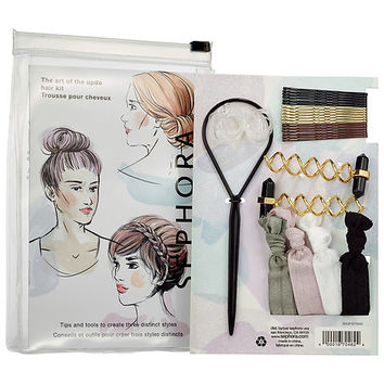 SEPHORA COLLECTION The Art Of The Updo Hair Kit