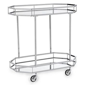 Metropolitan Bar Cart | Mirrored Furniture | Furniture | Z Gallerie