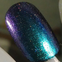 Secret Galaxy Nail Polish