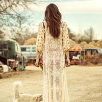 Stevie Crochet Maxi Vest | Spell & the Gypsy Collective
