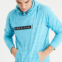 AE Active Flex Hoodie T-Shirt, Turquoise