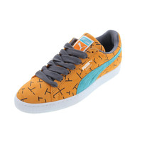 Puma Mens Classic 1993 The List Suede Skate Fashion Sneakers