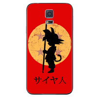 Goku Dragon Ball Z Samsung Galaxy S5 Case