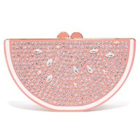Grapefruit Slice Clutch