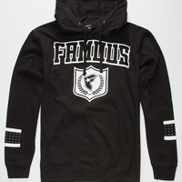Famous Stars & Straps Famous Shotta Mens Hoodie Black  In Sizes