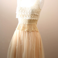 Lemon Gumdrop Dress
