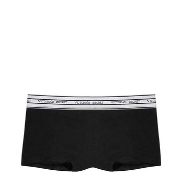 Logo Shortie Panty - Cotton Lingerie - Victoria's Secret