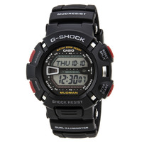Casio G9000-1V Men's G-Shock Tough Mud Resistant Super Illuminator Watch