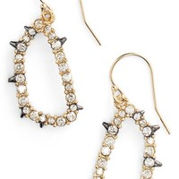 Women's Alexis Bittar 'Elements' Drop Earrings - Gold/ Gunmetal