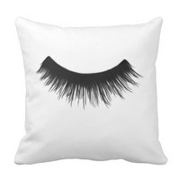 False Eyelash - Pillow