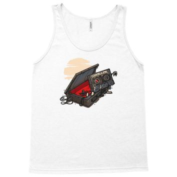 dead man walking Tank Top