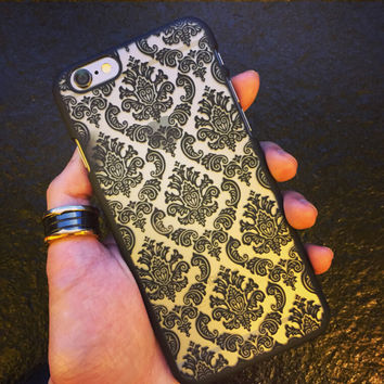 Sexy Hollow Out iPhone 5s 6 6s Plus Case Gift-143