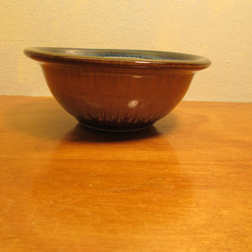 POTTERY BOWL HANDMADE