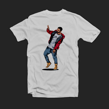 Hotline Bling Drake Dancing T-Shirt