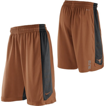 Texas Longhorns Nike Practice Knit Performance Shorts – Burnt Orange