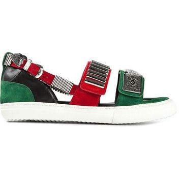 DCCKIN3 Toga Pulla sneaker-style sandals