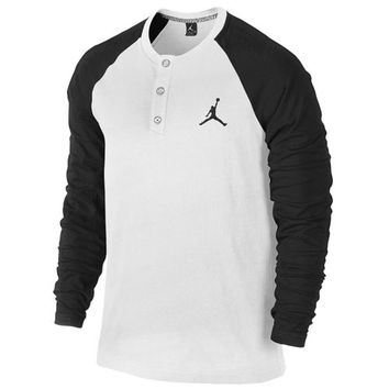 Jordan Jumpman Henley - Men's at Champs Sports