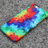 Abstract Tiedye Iphone 6s Case | Iphone 6 Plus Case | Iphone 5 Case | Iphone 7 Plus Case 3d 05 1