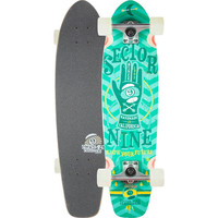 Sector 9 Gypsy Skateboard Teal Blue One Size For Men 26638924601