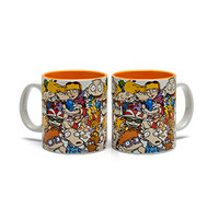 Nickelodeon Nicktoons Collage 20oz Mug