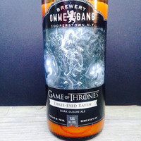 Game of Thrones Ommegang Beer Soy Candle