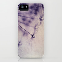 vintage purple dandy iPhone & iPod Case by ingz