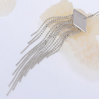 925 Silver Luxury High Quality Accessory Earrings [7495282887]
