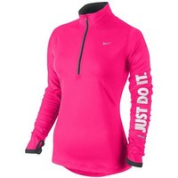 Nike Dri-FIT Element 1/2 Zip Top - Women's