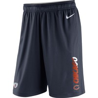 Nike Chicago Bears Practice Fly 3.0 Shorts