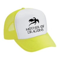 Snapback Hat Mother Of Dragons Cool Stuff Funny Cap