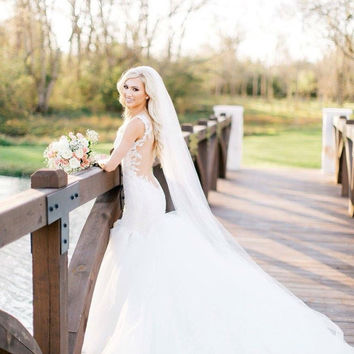 Soft Wedding Veil