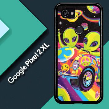 Lisa Frank X5604 Google Pixel 2 XL Custom Case