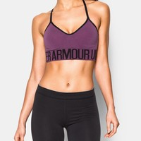 Women's UA HeatGear® Armour Seamless Heather w/Cups | Under Armour US