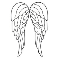 Black Metal Angel Wing Wall Decor | Shop Hobby Lobby
