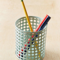 Punched Tin Pencil Cup - Urban Outfitters