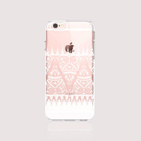 iPhone 6s Case Clear White iPhone 6s Plus Case White Henna iPhone Case Winter iPhone Cases Henna White Samsung Galaxy Note 5 Case Clear