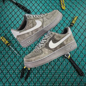 Nike Air Force 1 07 LV8 Suede Best Goods