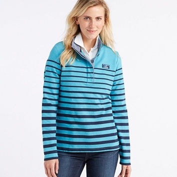 Women's Soft Cotton Rugby, Stripe | Free Shipping at L.L.Bean.