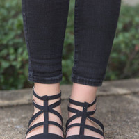 Point Of Persuasion Flats, Black