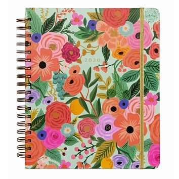 RIFLE PAPER CO. 2020 GARDEN PARTY SPIRAL BOUND PLANNER