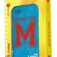 Section8 RBJ-8209 Glee Case for iPhone 5 - Retail Packaging - Blue