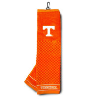 Tennessee Volunteers NCAA Embroidered Tri-Fold Towel