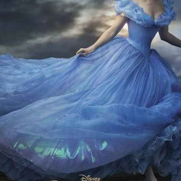 Cinderella Disney Movie Poster 11x17