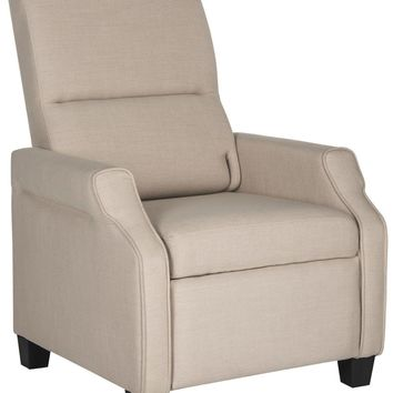Hamilton Recliner Chair Beige