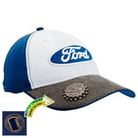 Ford - Logo Adjustable Cap w/ Bottle Opener
