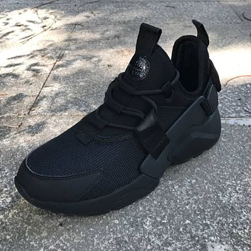 Nike Air Huarache Ultra BR Black